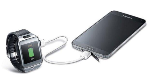Samsung Power Sharing Cable: Kabel verwandelt Smartphone in Akku-Pack