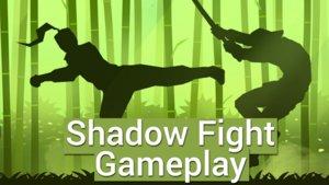 Shadow Fight 2: Wenn Shattenninjas prügeln [Gameplay]