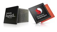 Galaxy Note 4 vs. Edge: Snapdragon & Exynos Vergleich