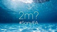 Sony: Neue Xperia-Geräte mit hoher Wasserdichtigkeit?