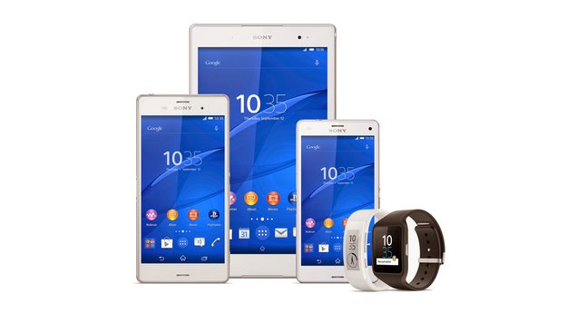 Sony Xperia Z3, Z3 Compact und Z3 Tablet Compact: Neue Geräte bei Amazon vorbestellbar [IFA 2014]