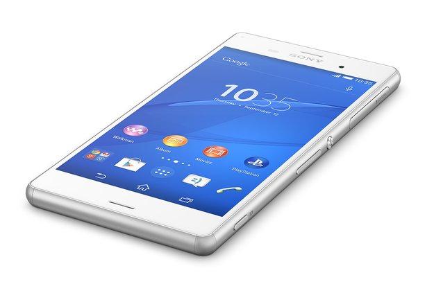 Sony Xperia Z3: Akkulaufzeit setzt neuen Rekordwert