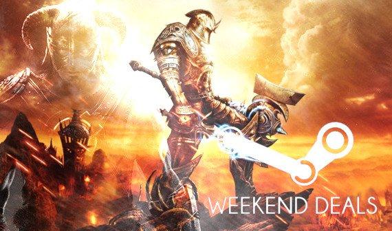 Steam Wochenend-Deal: Skyrim für schlappe 4 Euro (+mehr)