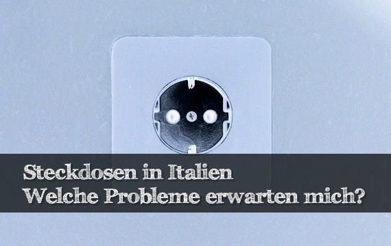 stecker für italien