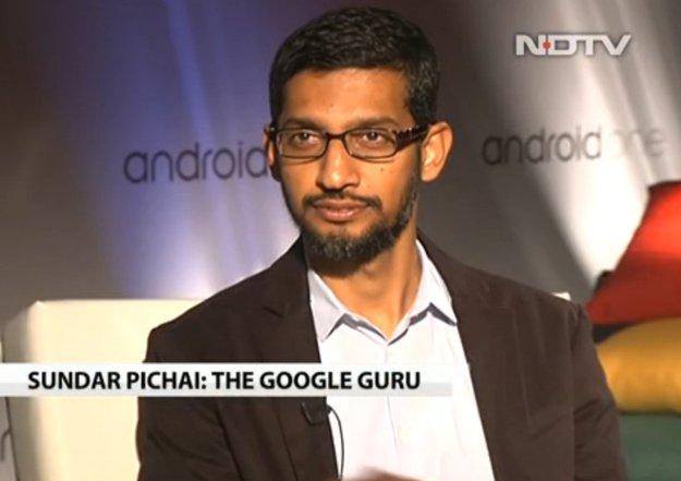 Sundar Pichai im Interview: Android-Chef verspricht höherwertige Android One-Geräte & Google Wallet-Update