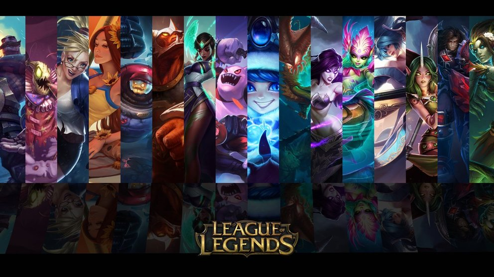 League of Legends Wallpaper - Support Champions