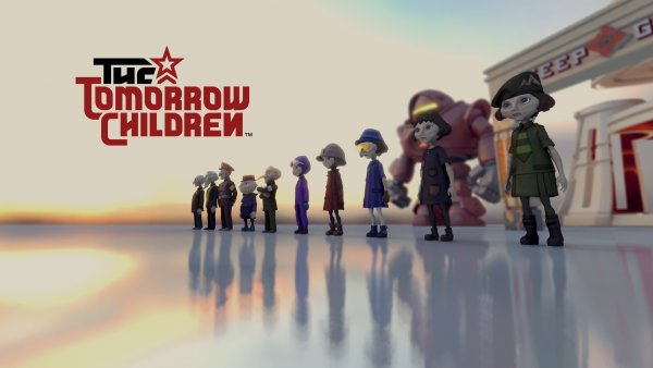 The Tomorrow Children: Japaner erhalten Closed-Alpha im Oktober