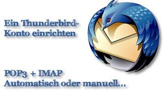 Thunderbird einrichten: Schnell ein E-Mail-Konto anlegen