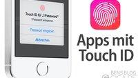 iOS 8: Die besten Apps mit Touch ID