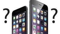 Umfrage: Welches Modell des iPhone 6 hast du bestellt?