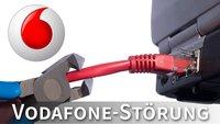 Vodafone-Störung aktuell: Probleme im Festnetz