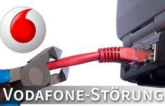 Vodafone-Störung: Aktuelle...