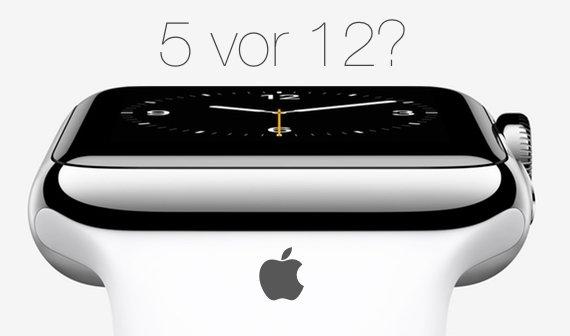 Apple Watch: 5 Gründe für ihren Erfolg (Kommentar)