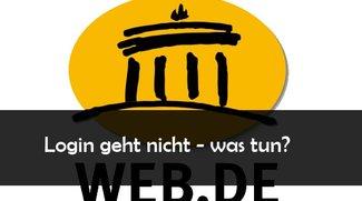 Web.de down – was tun bei Störungen und Login-Problemen?