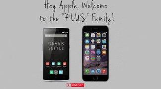 iPhone 6 Plus vs. OnePlus One: Die beiden 5,5-Zöller im Vergleich