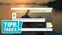 WhatsApp: Hintergründe und Hinweistöne auf dem iPhone einstellen, so gehts