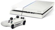 PlayStation 4: Weißes Modell soll vor Weihnachten angeboten werden