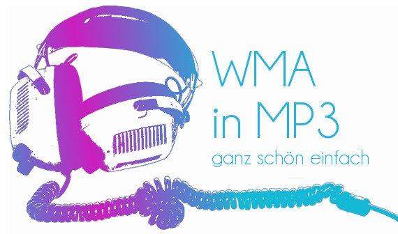 WMA in MP3 umwandeln: Schnell komprimieren mit dem Free Audio Converter