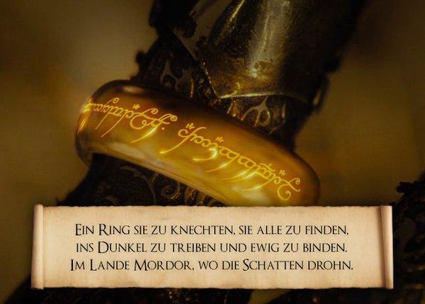 Die Besten Zitate Aus Der Herr Der Ringe Die Bekanntesten Spruche