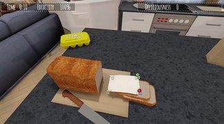 I am Bread: Das Brot macht jetzt eure PS4 unsicher, hier ist der Trailer!
