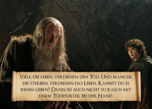 Die Besten Zitate Aus Der Herr Der Ringe Die Bekanntesten
