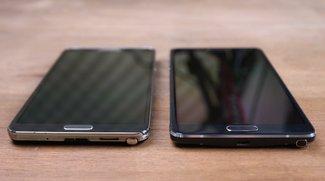 Vergleich: Galaxy Note 3 vs. Galaxy Note 4 - Lohnt sich der Wechsel?