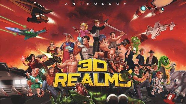 3D Realms Anthology: 32 Klassiker der Spiele-Geschichte im Bundle