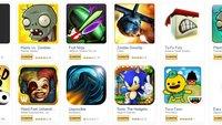 Amazon: 40 Apps und Spiele im Wert von über 100 Euro für kurze Zeit kostenlos downloaden