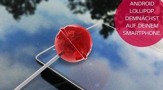 LG G2: Android 5.0 Lollipop-Update freigegeben - in Südkorea