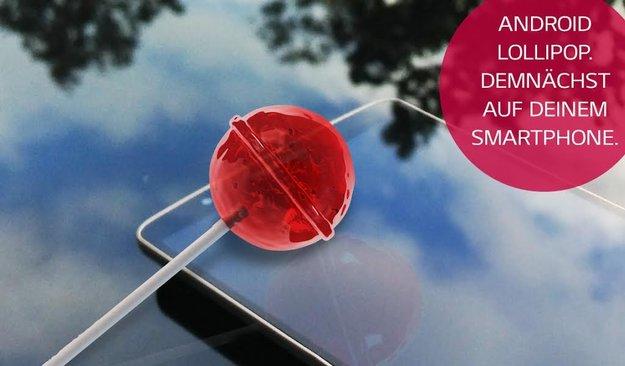 LG G2: Android 5.0.1 Lollipop in Videos demonstriert