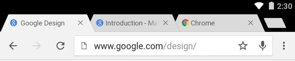 Android-L-Status-Leiste