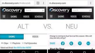 Android L: Neuer Build zeigt überarbeitete Statusbar-Icons und Navigations-Tasten
