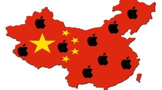 Apple Ziel anti-amerikanischer Proteste in China