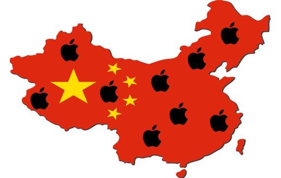 Apple Ziel anti-amerikanischer Proteste in China