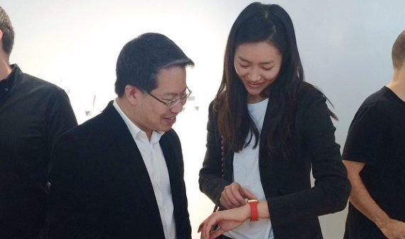 Apple Watch: Model deutet modeorientierte Werbekampagne an