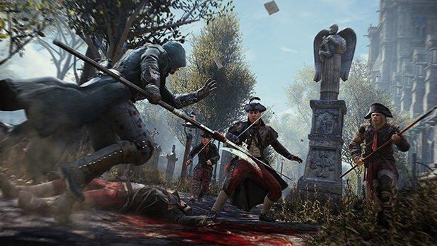 Assassin's Creed Unity: Die offiziellen PC-Systemvoraussetzungen bestätigt
