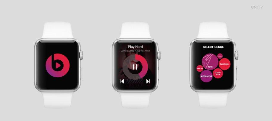 Beats Apple Watch
