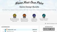 Spieleentwickler werden: Game Design Bundle zum selbstbestimmten Preis verfügbar