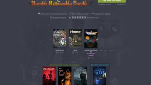 Humble Weekly Bundle: Halloween-Paket geschnürt