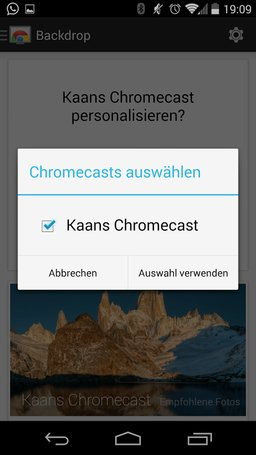 Chromecast-App-Update-Backdrops-Auswahl