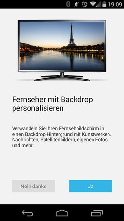 Chromecast-App-Update-Backdrops-Personalisieren