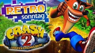 Retro Sonntag: Crash Bandicoot 2 & 3 auf der PlayStation 1!