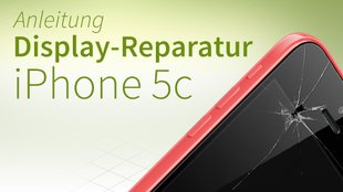 iPhone 5c Display-Reparatur: Detaillierte Bildanleitung