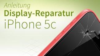 iPhone 5c Display-Reparatur: Detaillierte Bildanleitung