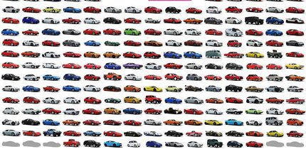 Forza Horizon 2: Autoliste - Alle Fahrzeuge im Überblick