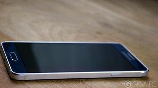 Samsung Galaxy Alpha im Test: Was kann das Edel-Smartphone?