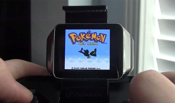 Game Boy Color Emulator läuft auf Android Wear-Smartwatch (Video)