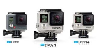 GoPro mit neuem Produkt-Lineup: Erstmals auch mit Einsteigermodell