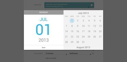 Die besten Kalender für Android