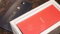 Nexus 6 im Video: Erstes Unboxing, Vergleich mit Nexus 5